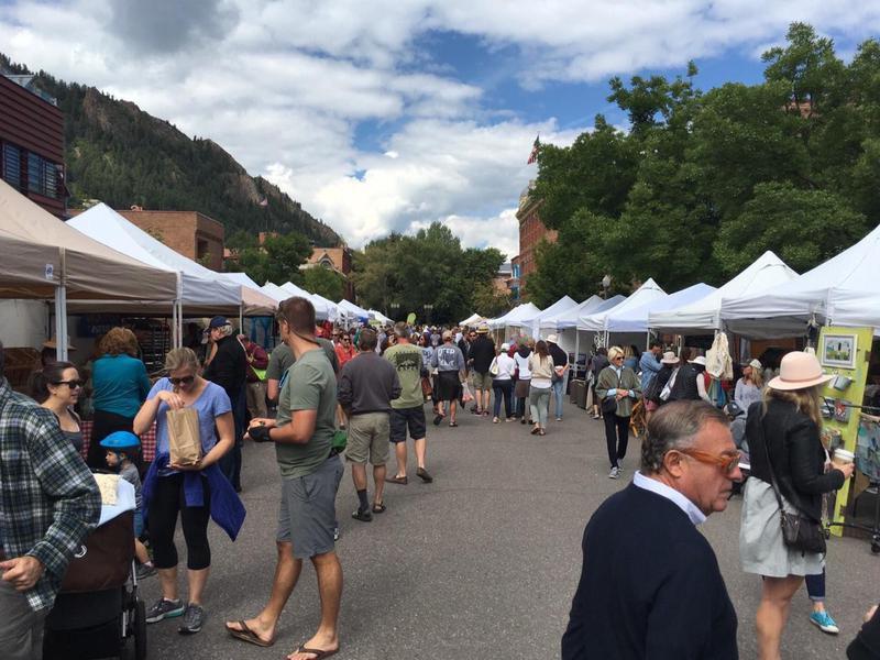 Aspen Saturday Market