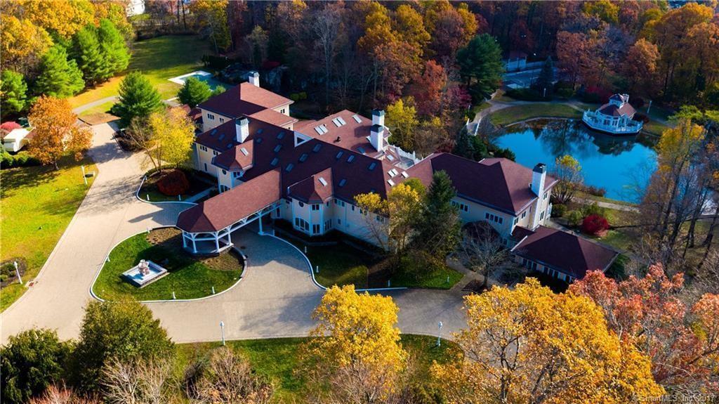 50 Cent's former mansion in Farmington