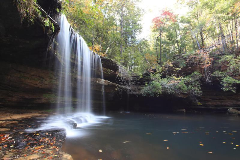 Caney Falls, Alabama