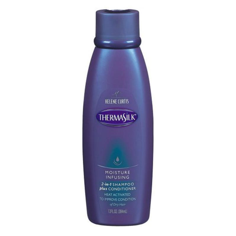 Helene Curtis Thermasilk Shampoo Plus Conditioner