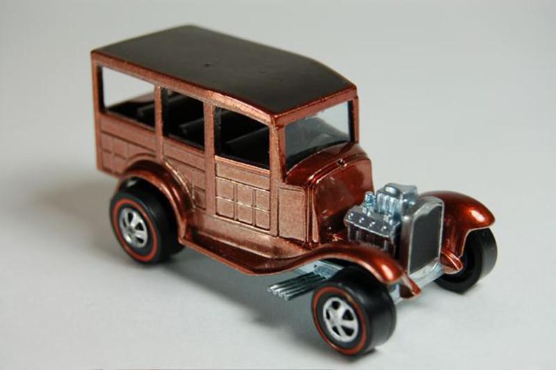 1969 Brown '31 Woody
