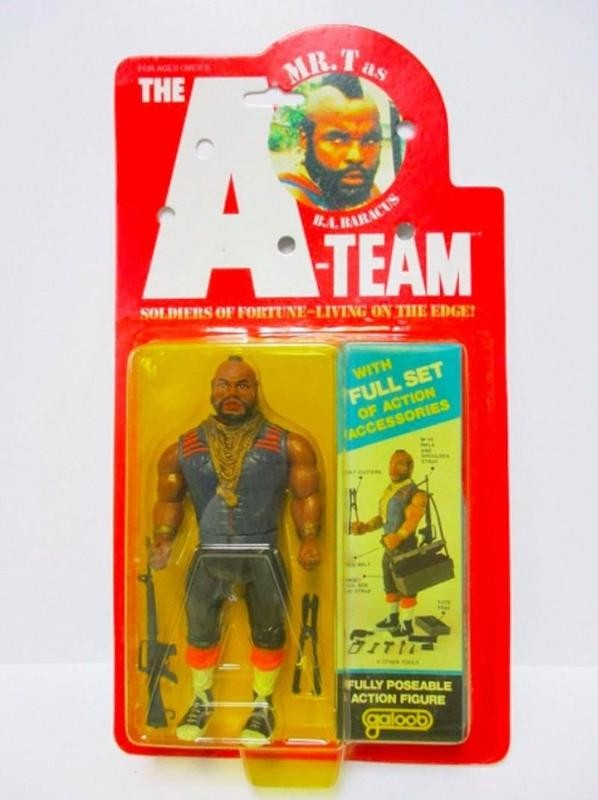 The A Team Mr. T