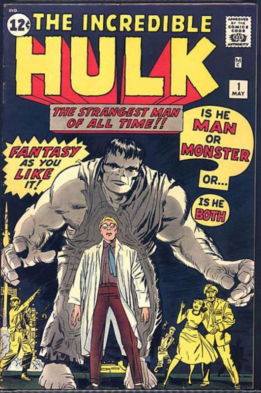 Incredible Hulk No. 1