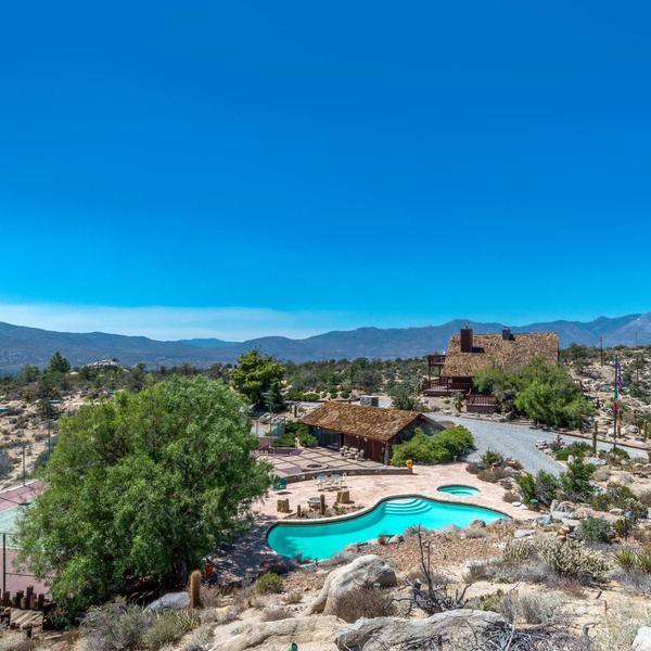 Inside Frank Sinatra's $4.5 Million California Desert Hideaway