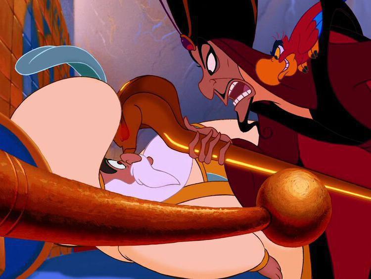 Jafar from Aladdin
