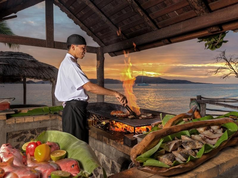Luxury eco resort in Saint Vincent and the Grenadines