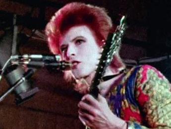 David Bowie 'Ziggy Stardust' World Tour