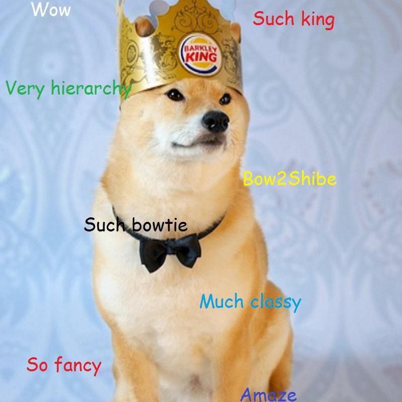 Burger King Shiba Inu meme