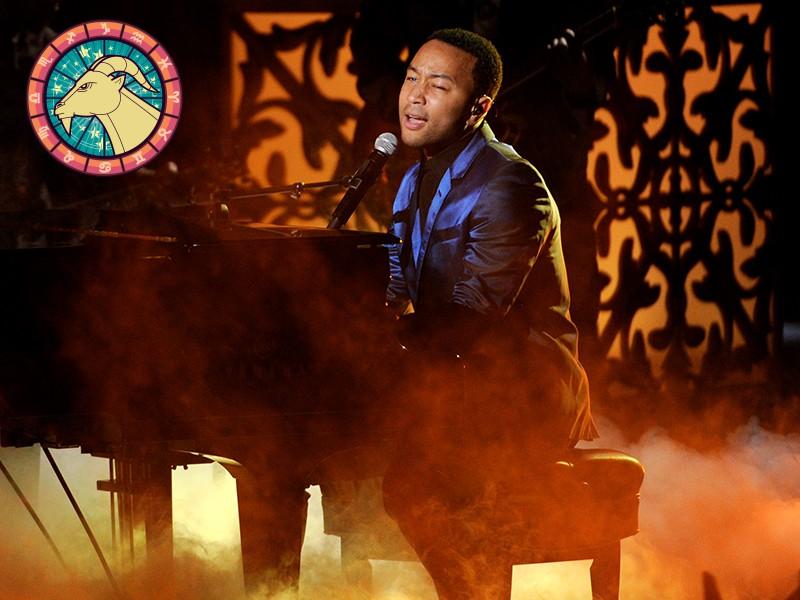 Capricorn: John Legend