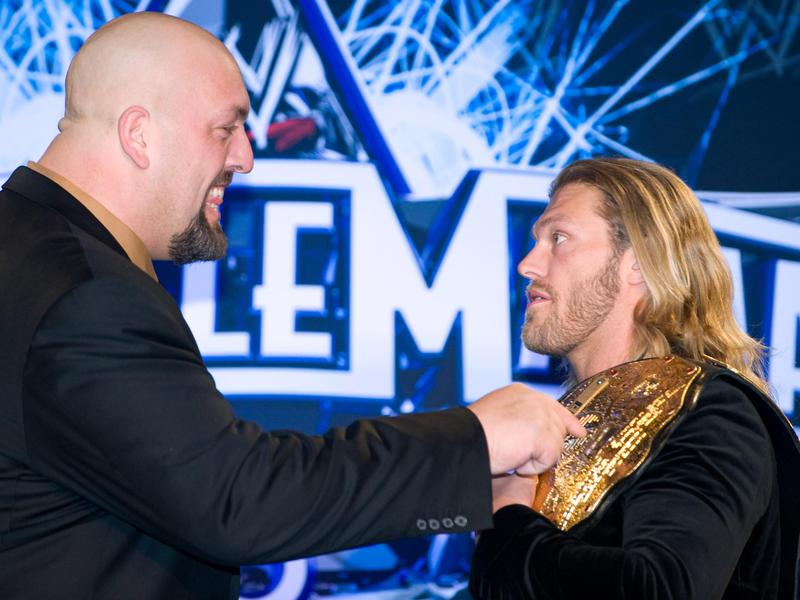 Big Show and Edge