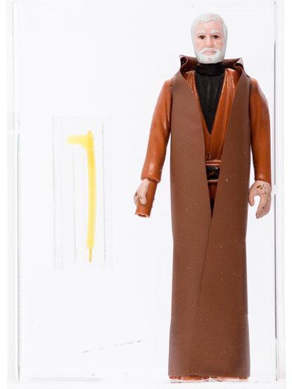 Obi-Wan Kenobi With Double-Telescoping Lightsaber