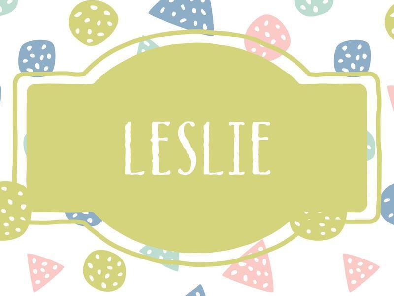 Leslie