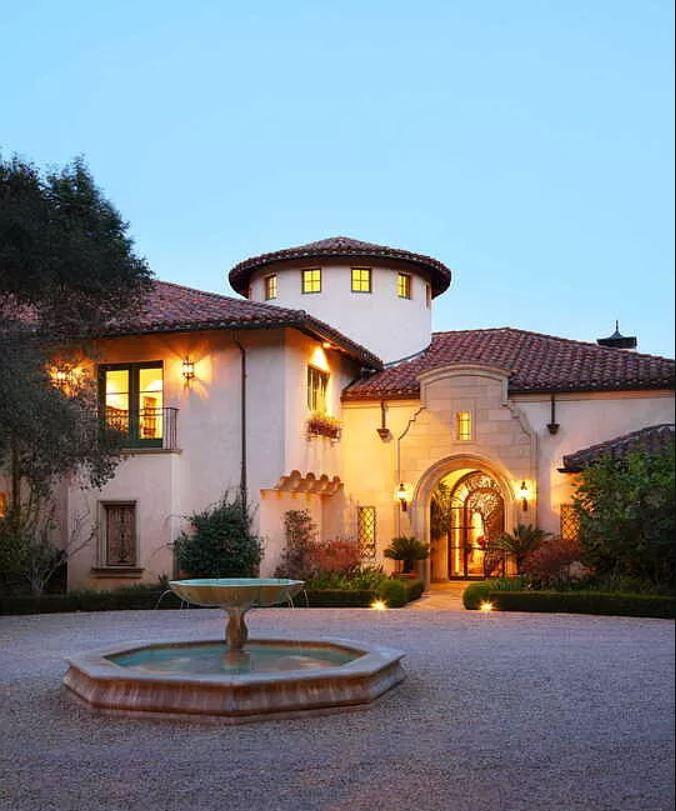 Dwayne Johnson's house in California