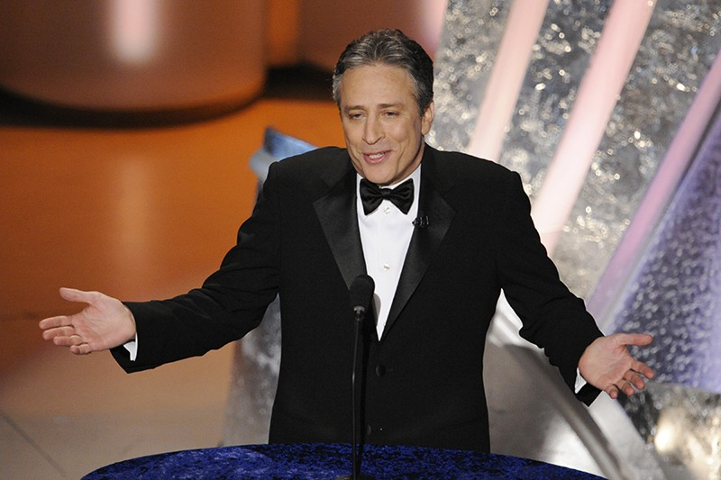 Jon Stewart hosting