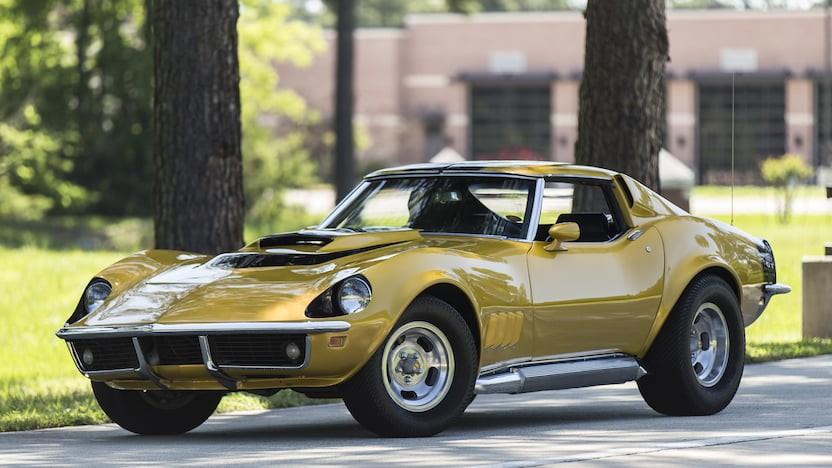Baldwin-Motion Phase III GT Corvette