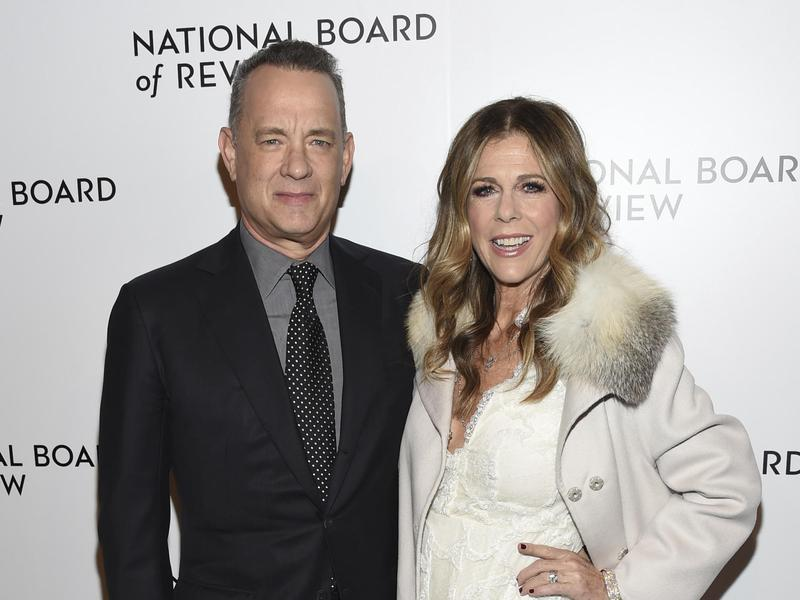 Tom Hanks and Rita Wilson National Board of Review Awards Gala