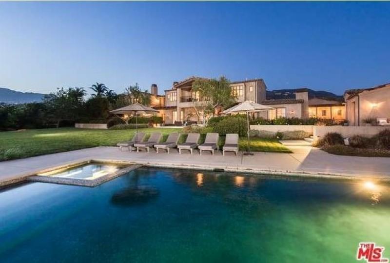 Lady Gaga's mansion
