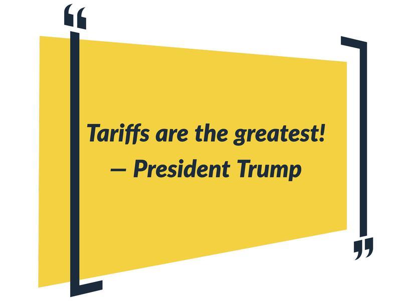 tariffs remain