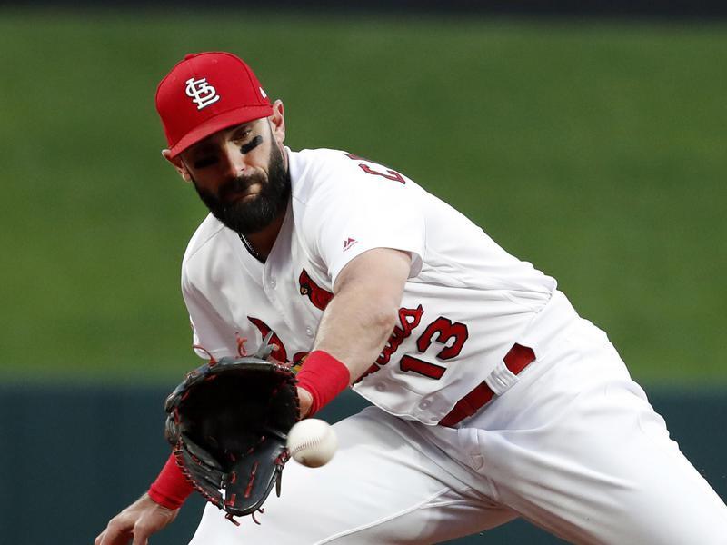 St. Louis Cardinals third baseman Matt Carpenter