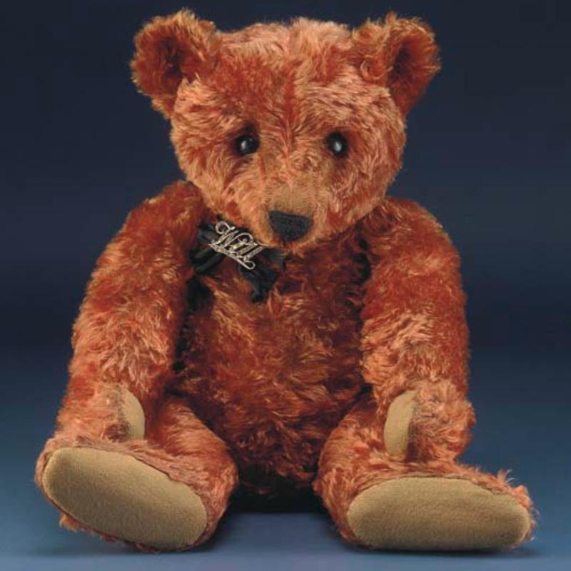 Steiff Center-Seam Teddy Bear