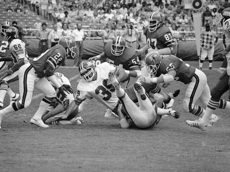 1977 Atlanta Falcons