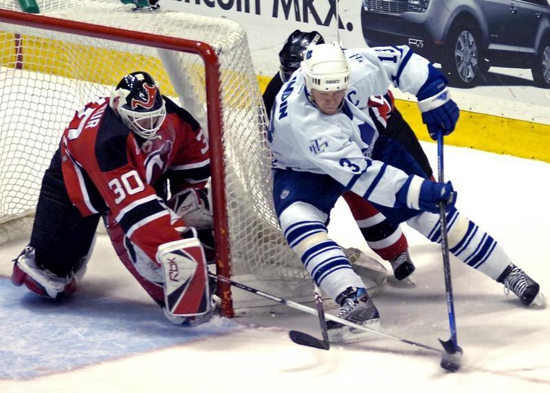 Toronto Maple Leafs center Mats Sundin