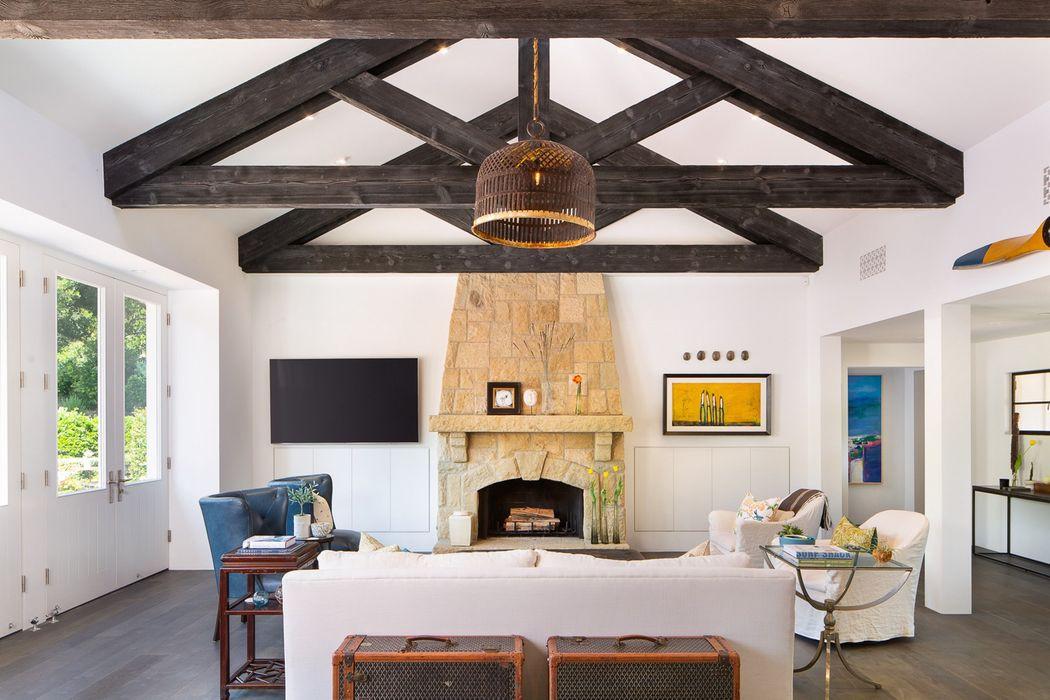 Meg Ryan's Montecito home