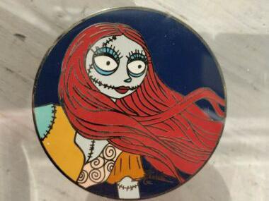 Disney Auctions Sally Prototype Pin