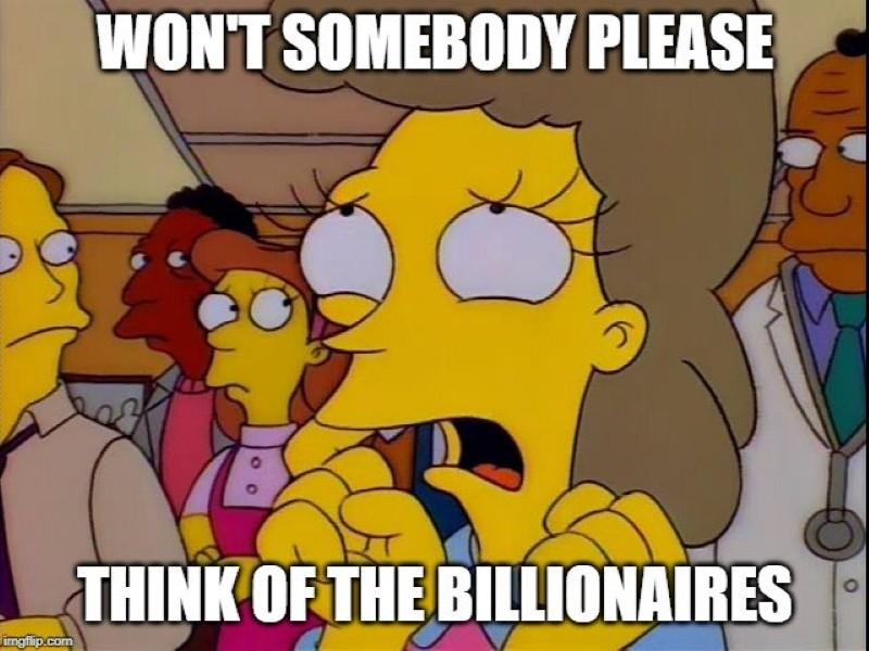 GameStop billionaires meme