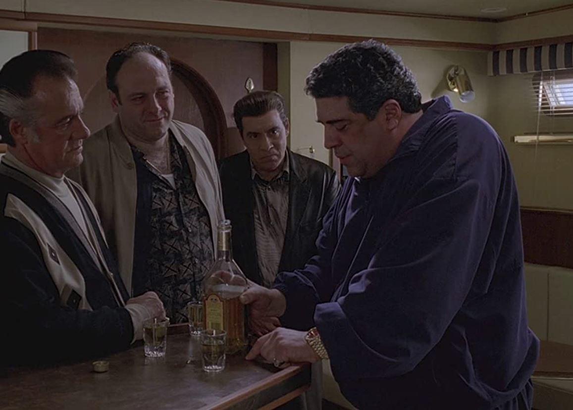 """Sopranos """"Fun House"""""""