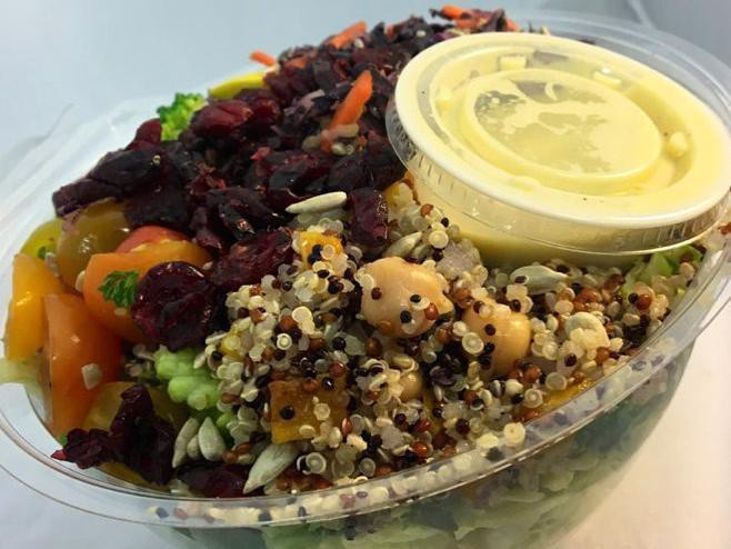 32 Ingredient Salad
