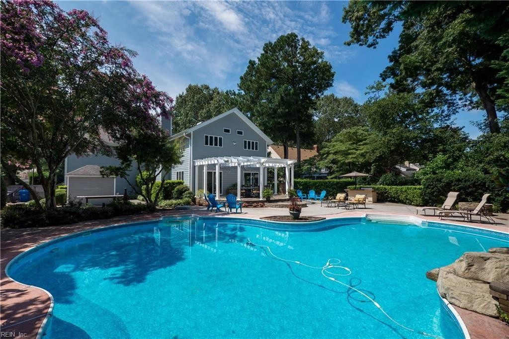$1 million home in Virginia