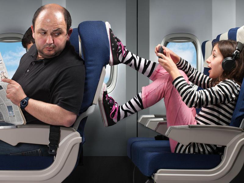 Seat Kicking