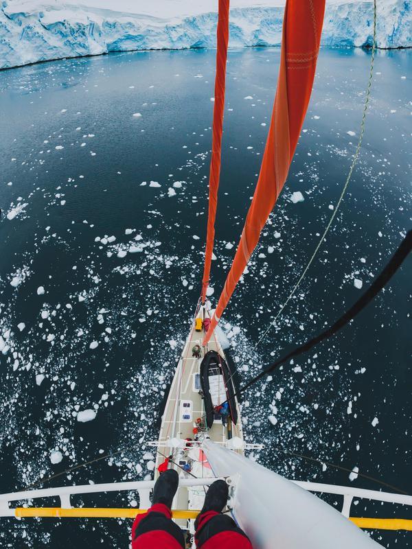 Antarctica Selfie