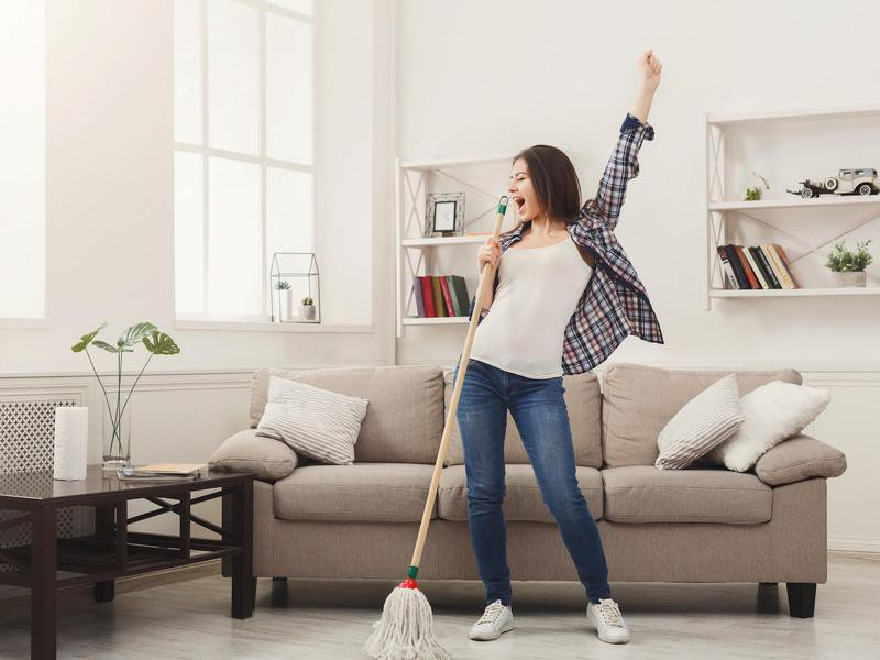 Cleaning Hacks for the Lazy
