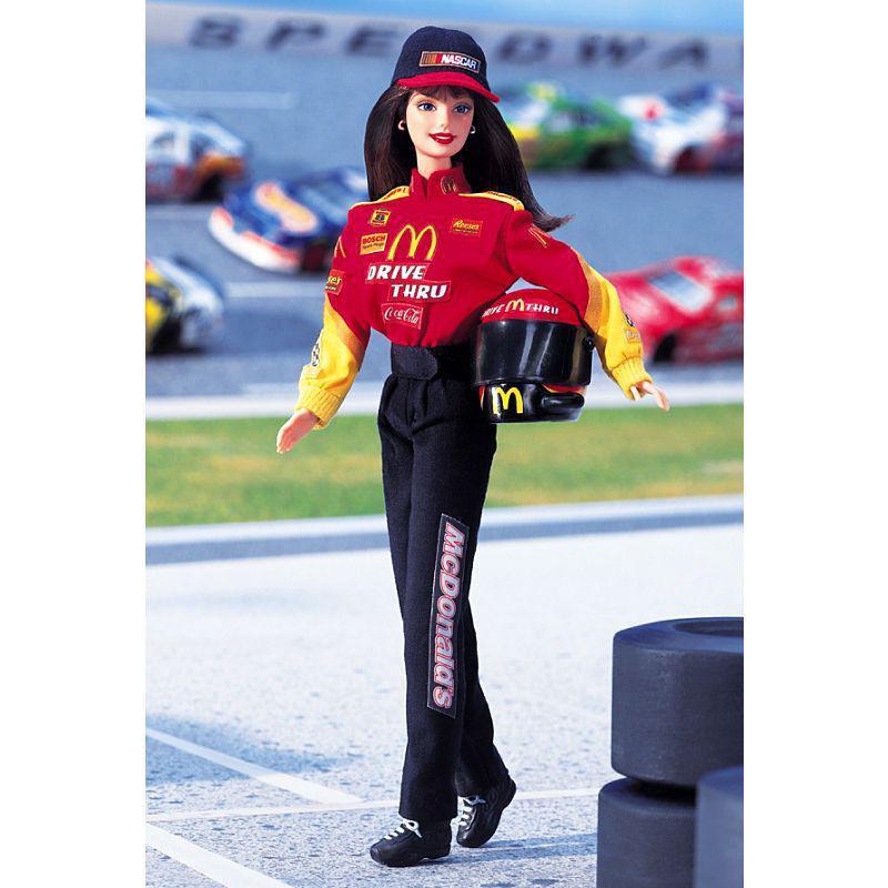 NASCAR Official #94 Barbie