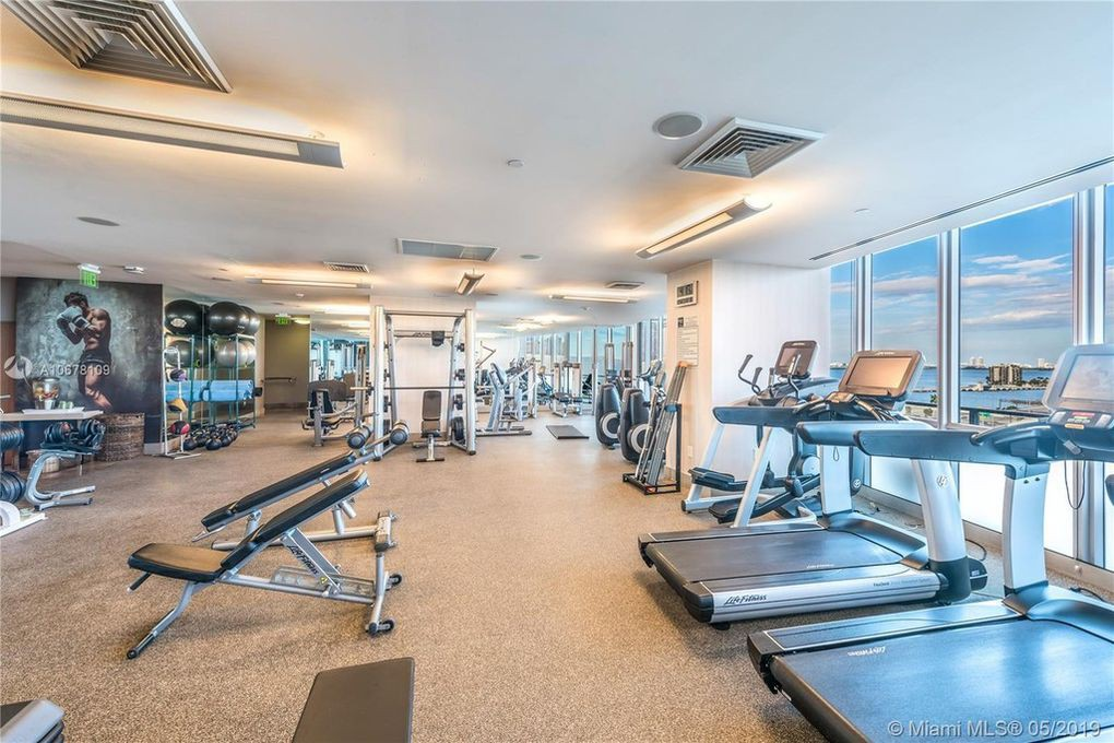 Marquis Miami gym