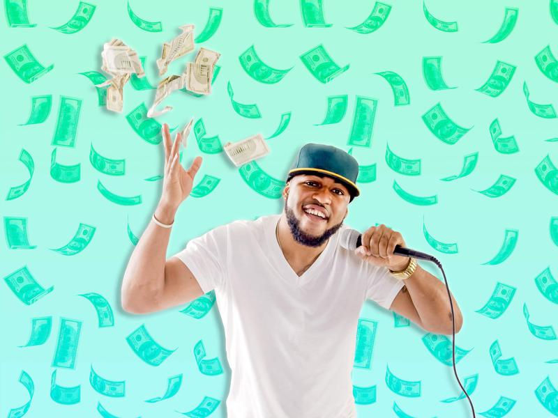 From the beginnings of pop music, plenty of artists have written songs with the same idea in mind: Money matters.