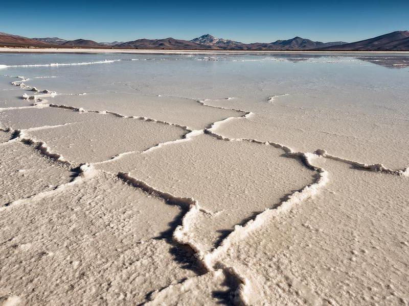 Tres Cruces Salt Flat