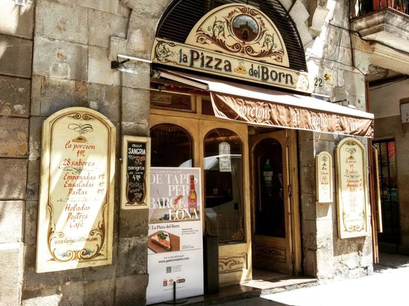 La Pizza del Born