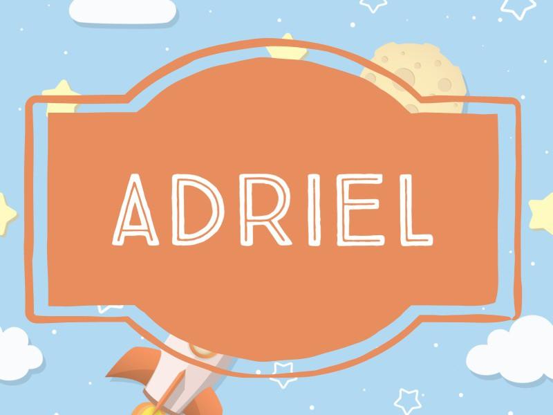 Adriel