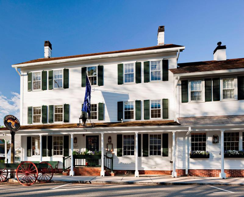 The Griswold Inn in connecticut