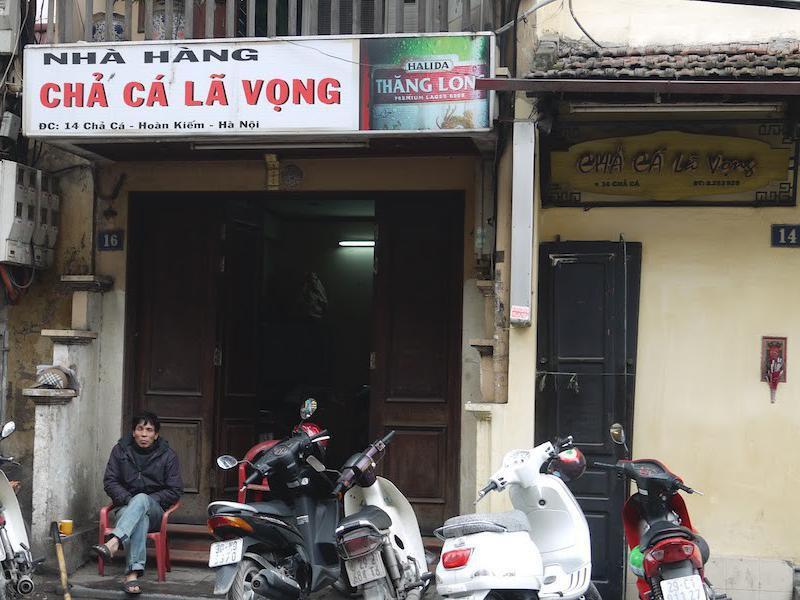 Cha Ca La Vong 14