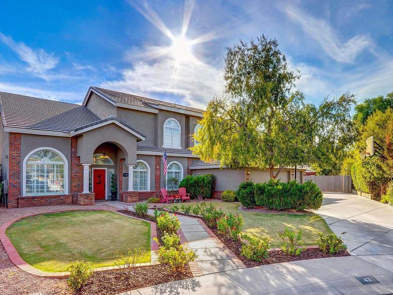 $1M home in Phoenix, Arizona