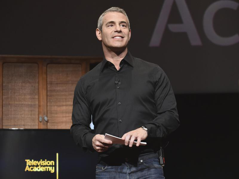 Andy Cohen Television Academy