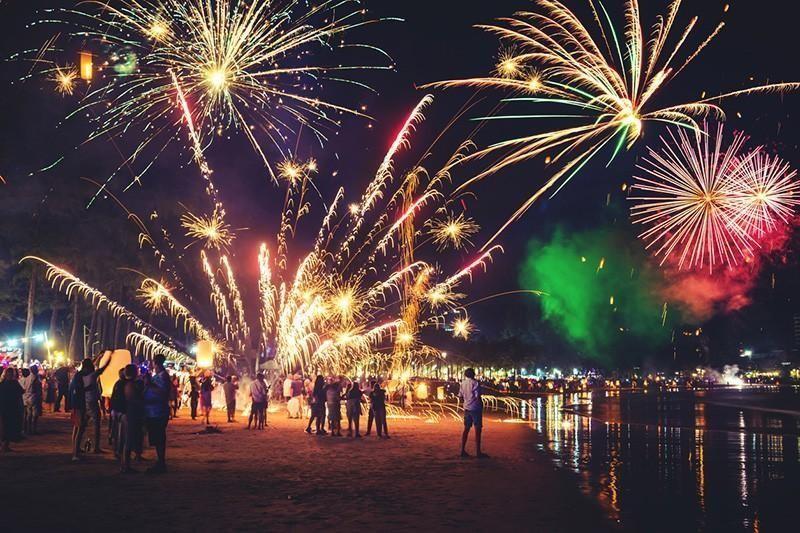 fear of fireworks