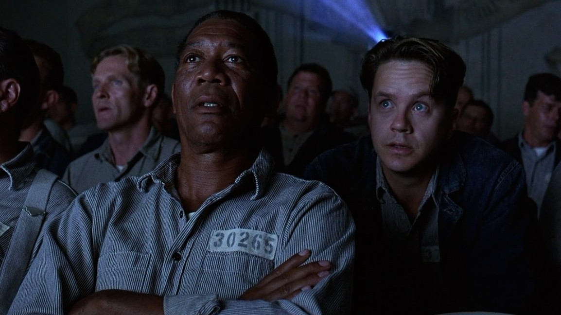 Red Redding and Andy Dufresne