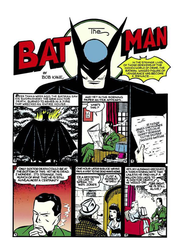 Detective Comics No. 31