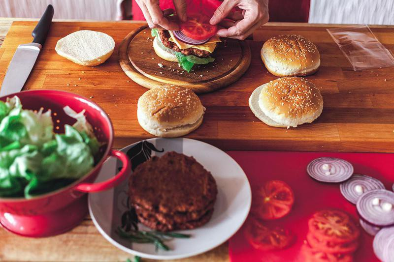 Burger Topping Ideas