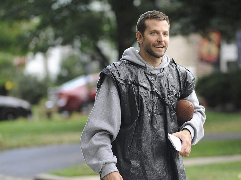 Bradley Cooper in Silver Linings Playbook (2012)